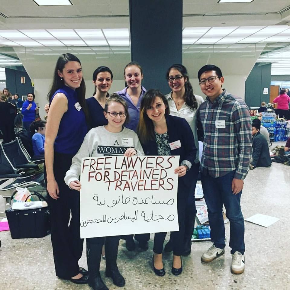 UVA Law Alum Volunteer Assistance to Refugees